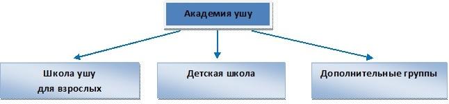 Система обучения в Академии УШУ 1