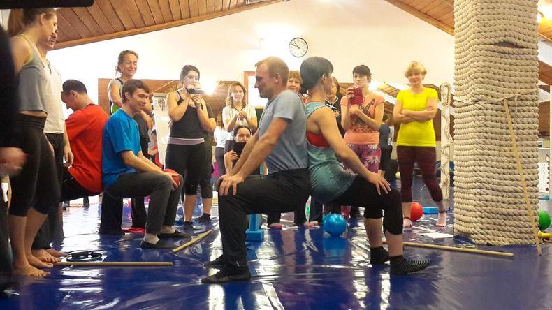 Семинар для тренеров по УШУ. 5 июля. 1